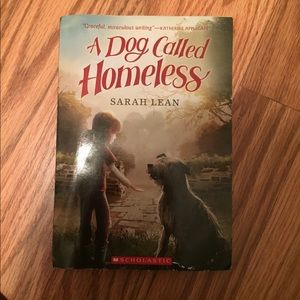 A Dog Called Homeless book